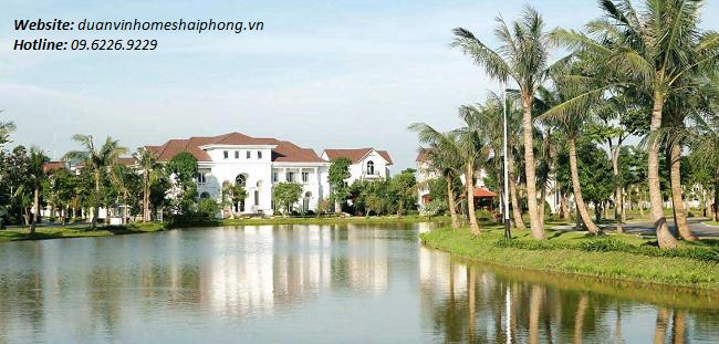 Vi tri Vinhomes Riverside Hai Phong