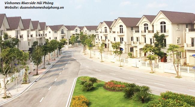 Thiet ke Vinhomes Riverside Hai Phong