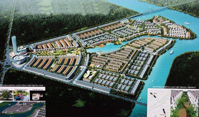 mat bang Vinhomes Riverside Hai Phong