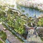 Vị trí Vinhomes Riverside Hải Phòng: Lợi thế nào bên sông?