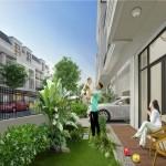Thiết kế sáng tạo và ấn tượng của Vinhomes Riverside Hải Phòng