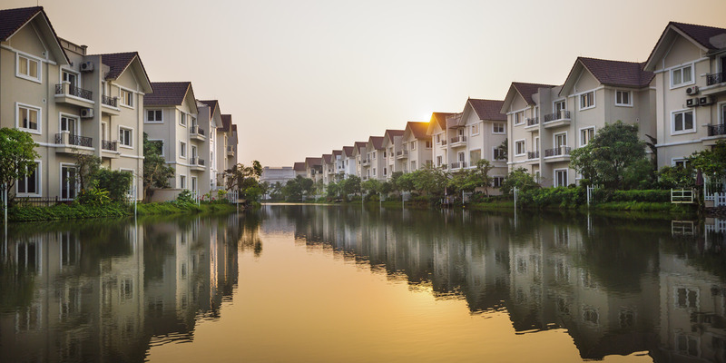 Vinhomes Riverside Ha Noi - cam hung Venice Italy tho mong va huu tinh