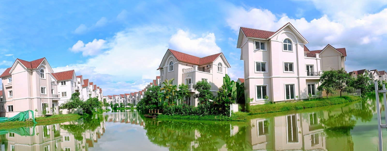 Biet thu Vinhomes Riverside Hai Phong