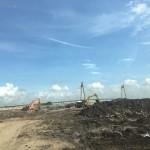 Tiến độ xây dựng dự án Vinhomes Riverside Hải Phòng