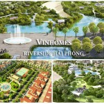 Vinhomes Riva City Hải Phòng nằm trong điểm vàng kinh tế