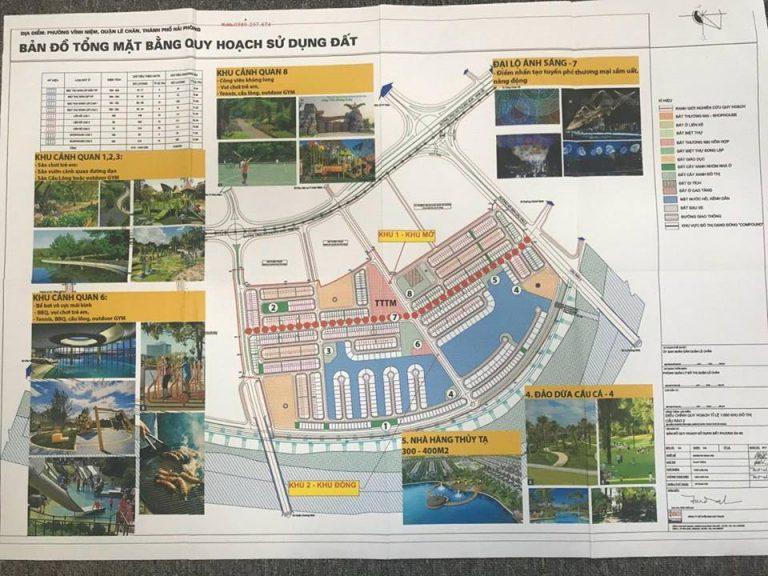 Thông tin cần biết về biệt thự song lập Vinhomes Cầu Rào 2