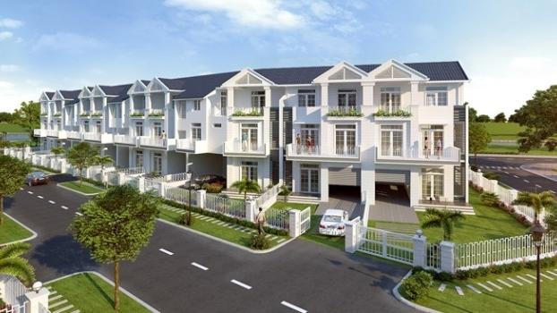 Biệt thự liền kề dự án Nam Long Hải Phòng