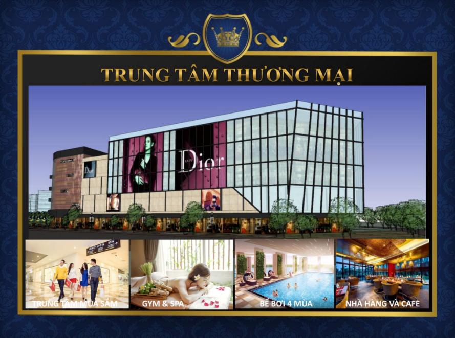 Tiện ích nội khu dự án Hoa Phượng Residence tại Đồ Sơn Hải Phòng